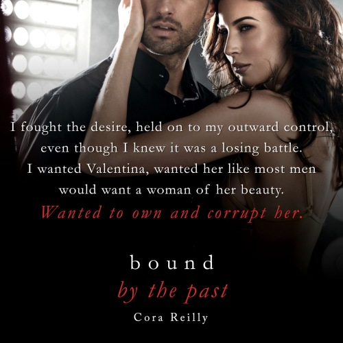 March 23 Bound By The Past Cora Reilly Teaser