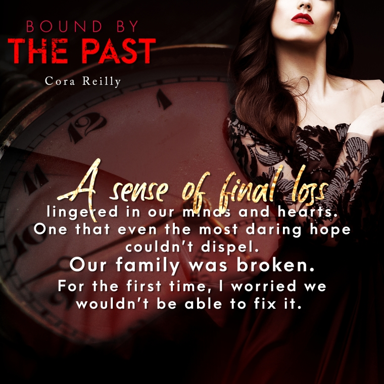 March 27 Bound By The Past Cora Reilly Teaser