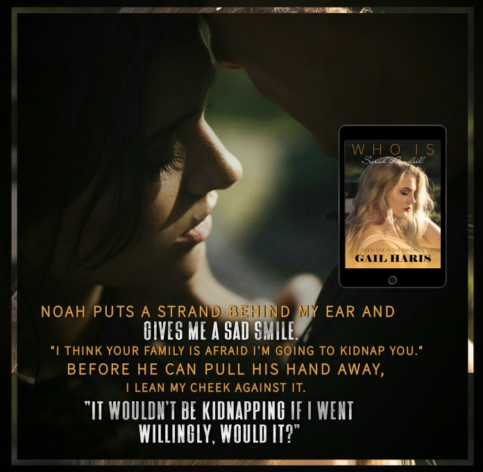 RELEASE DAY May 13 Who is Sarah Randall Gail Haris Teaser.jpg