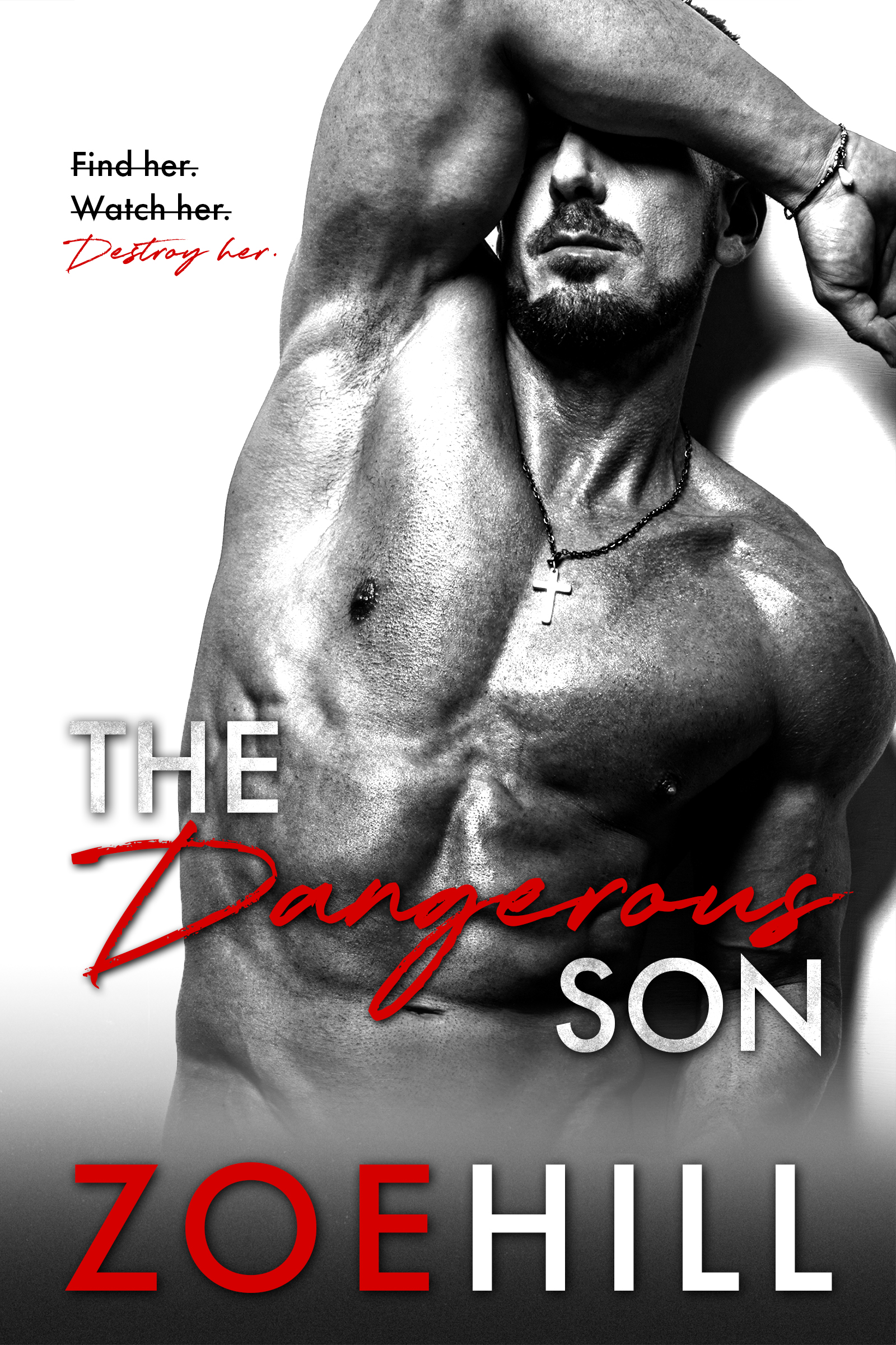 Zoe Hill The Dangerous Son eBook Cover