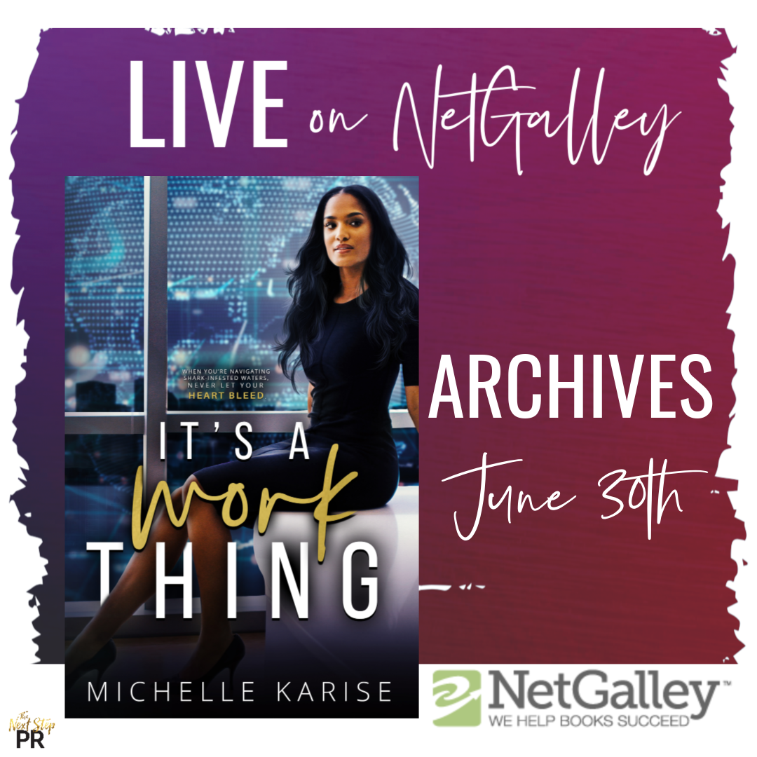 Live on NetGalley