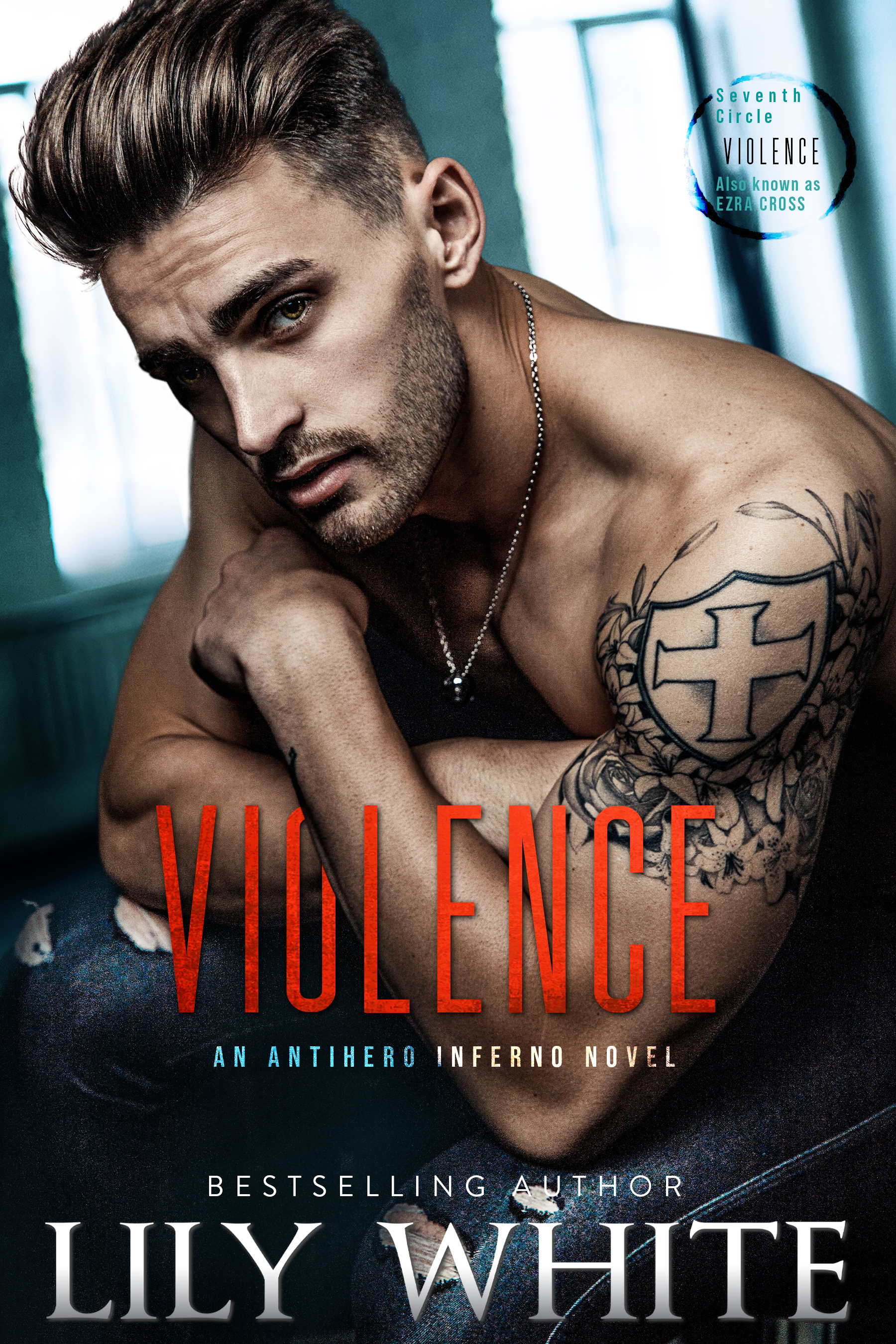 VIOLENCE Cover Final