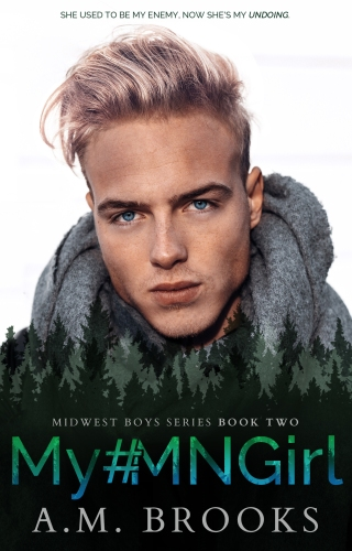 My #MNGIrl eBook Cover