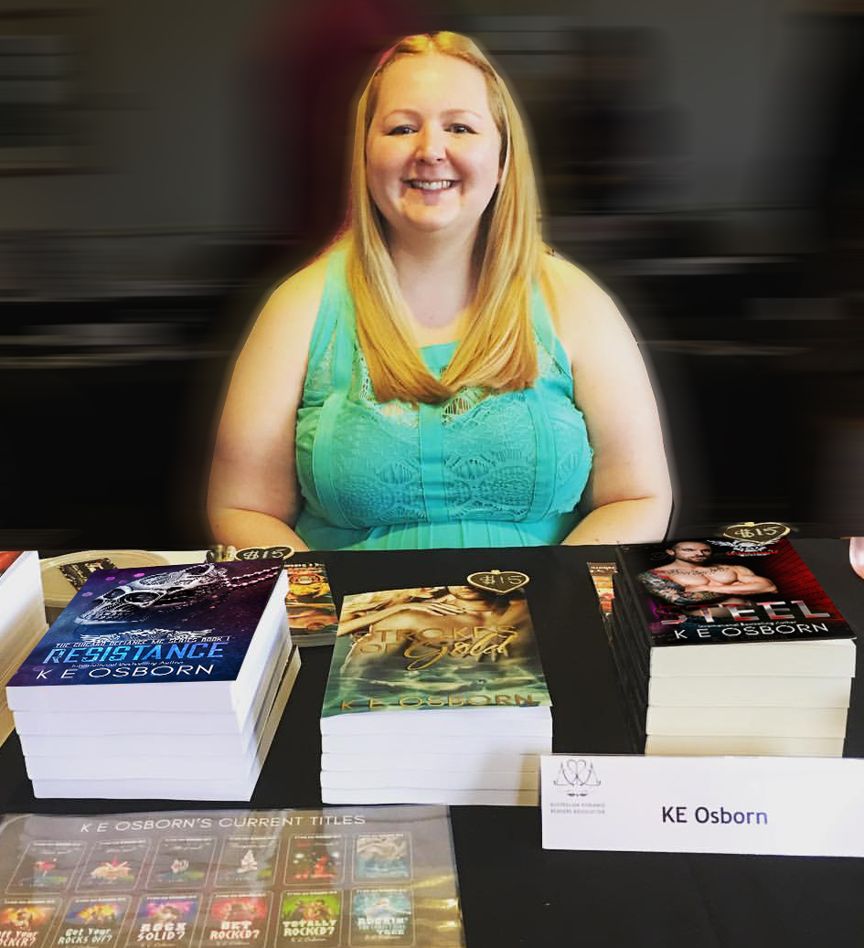 ke osborn author photo