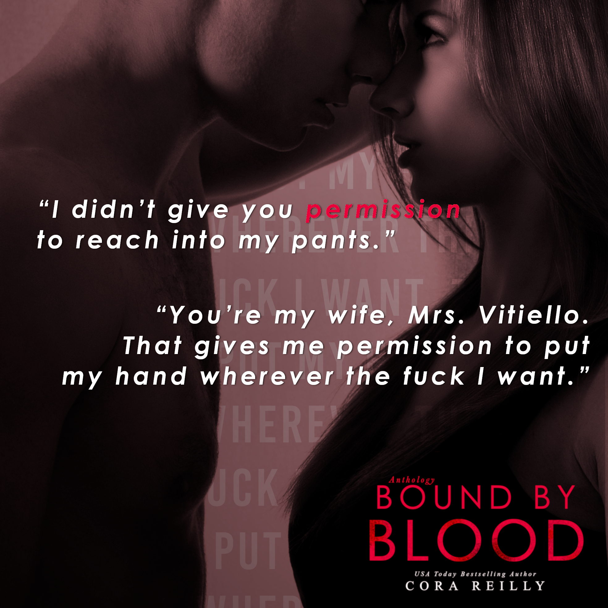 October 15th BOUND BY BLOOD TEASER