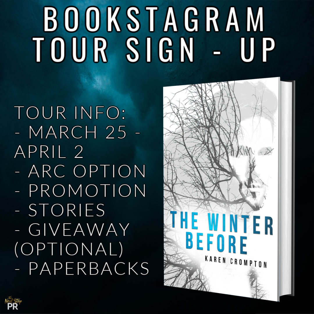 BOOKSTAGRAM TOUR THE WINTER BEFORE