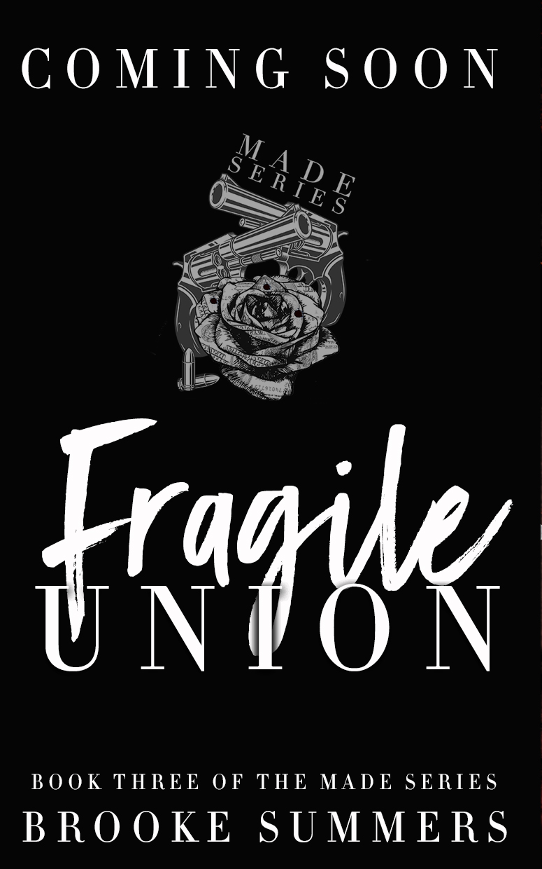 Coming Soon Fragile Union
