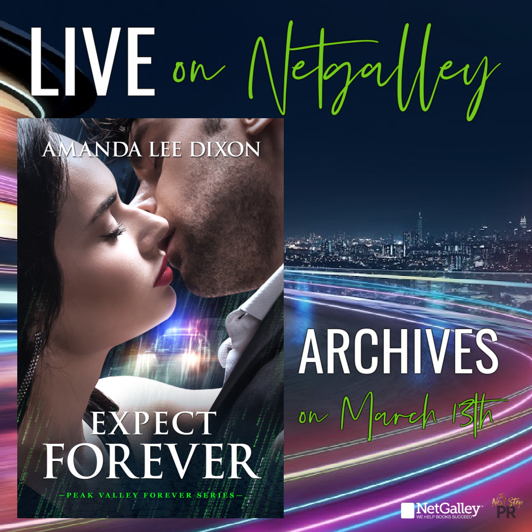NETGALLEY EXPECT FOREVER