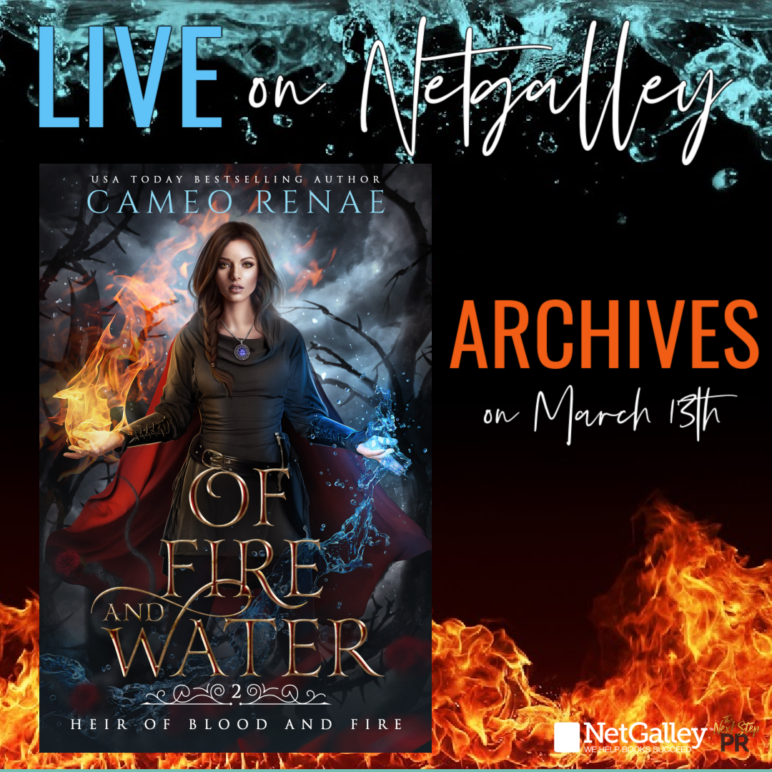 NETGALLEY OF FIRE AND WATER