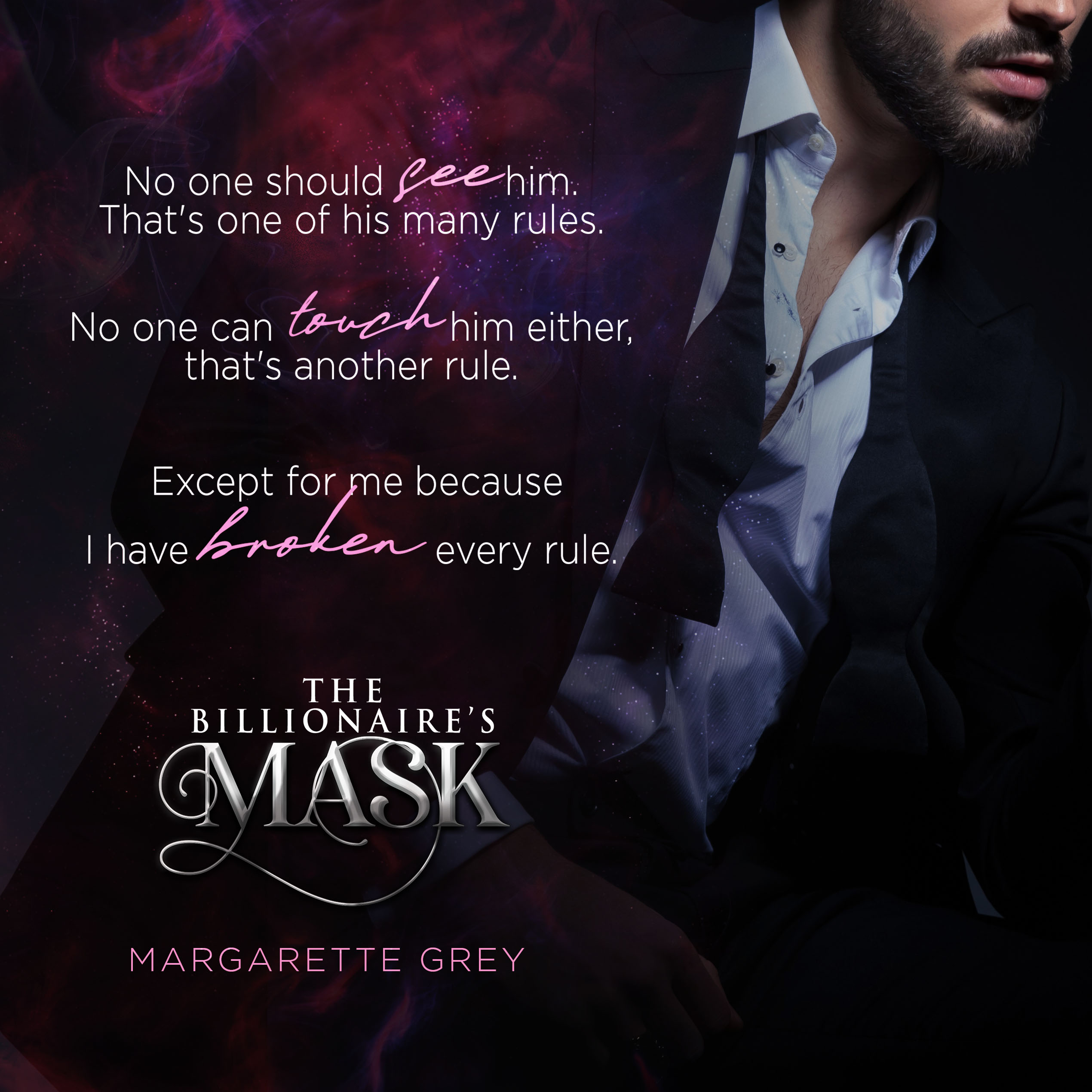 April 5th The Billionaire's Mask Teaser