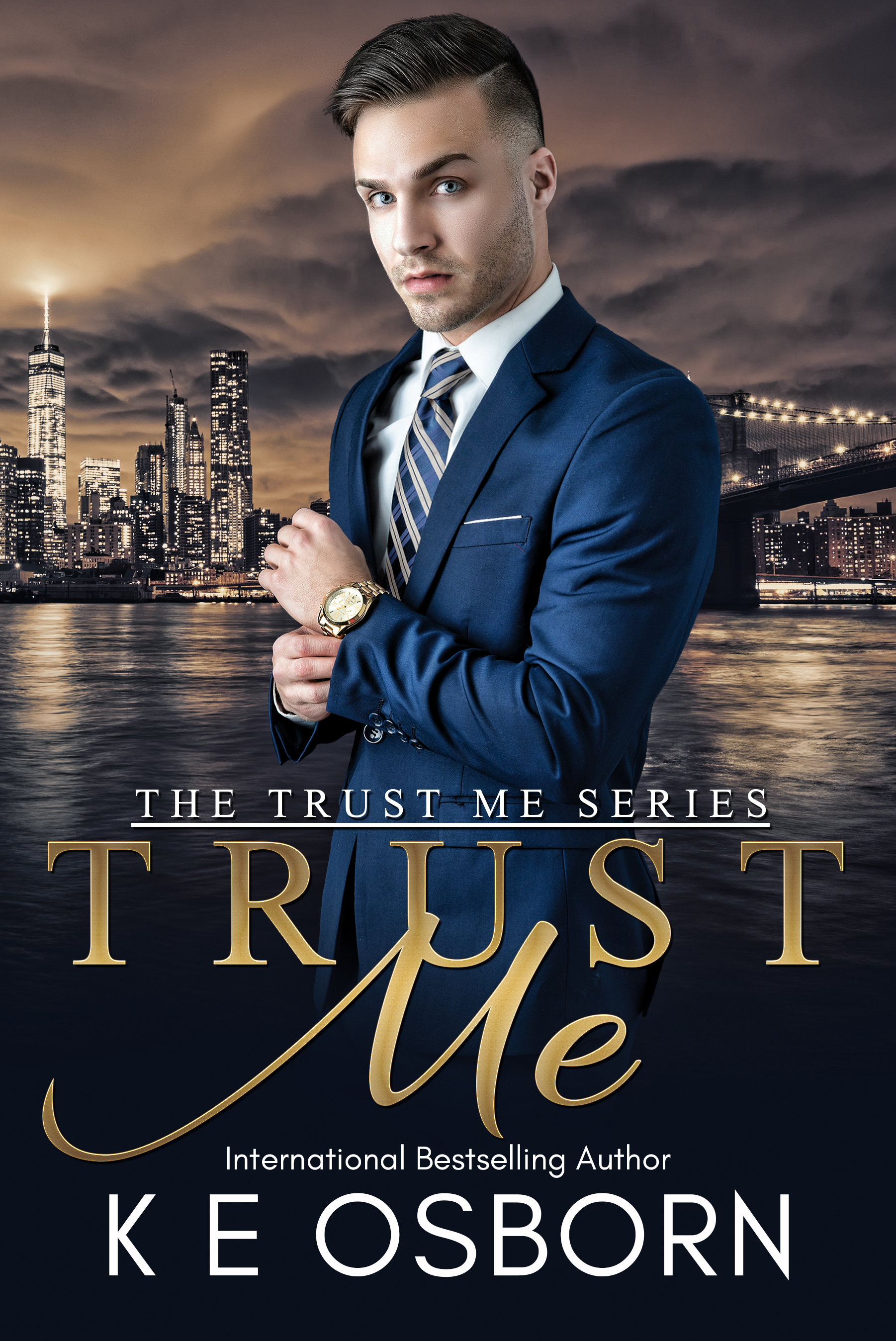 BK1 Trust Me E-Book Cover