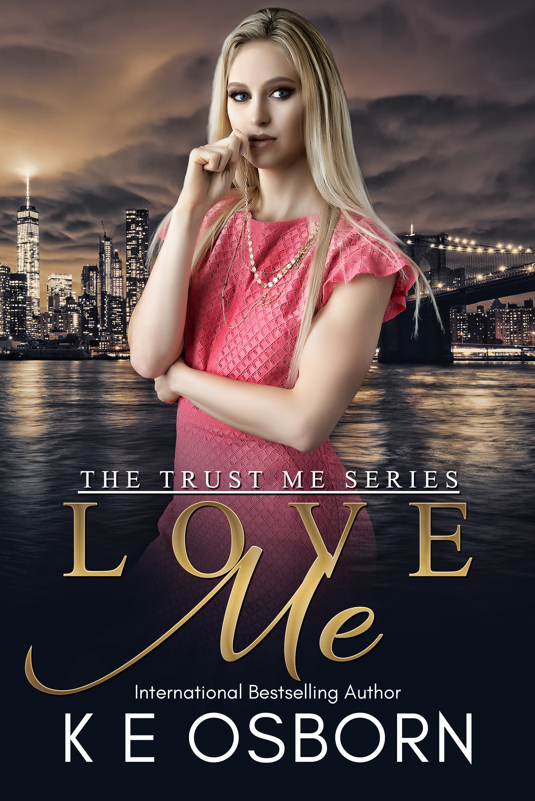 BK2 Love Me E-Book Cover