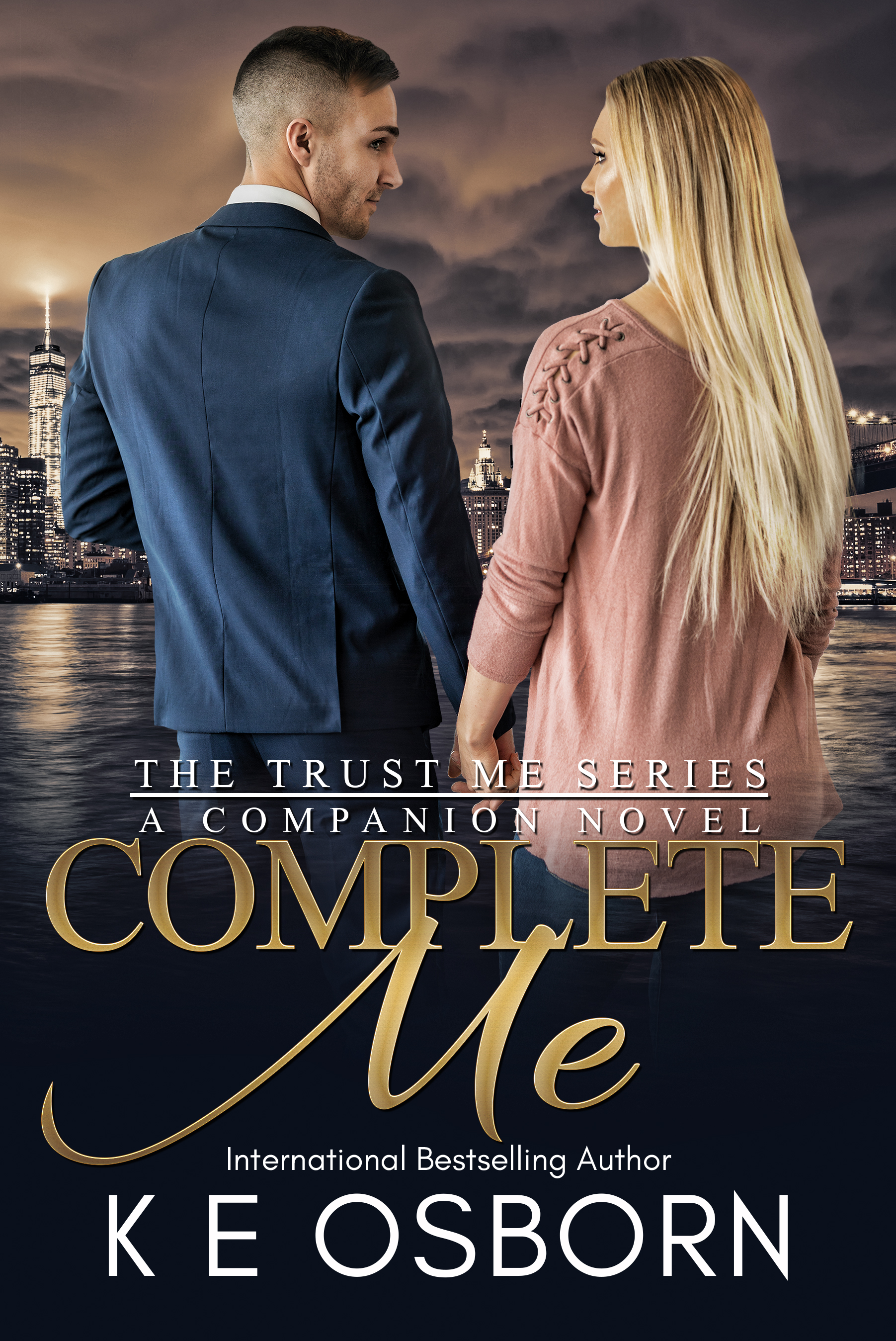 BK4 Complete Me E-Book Cover