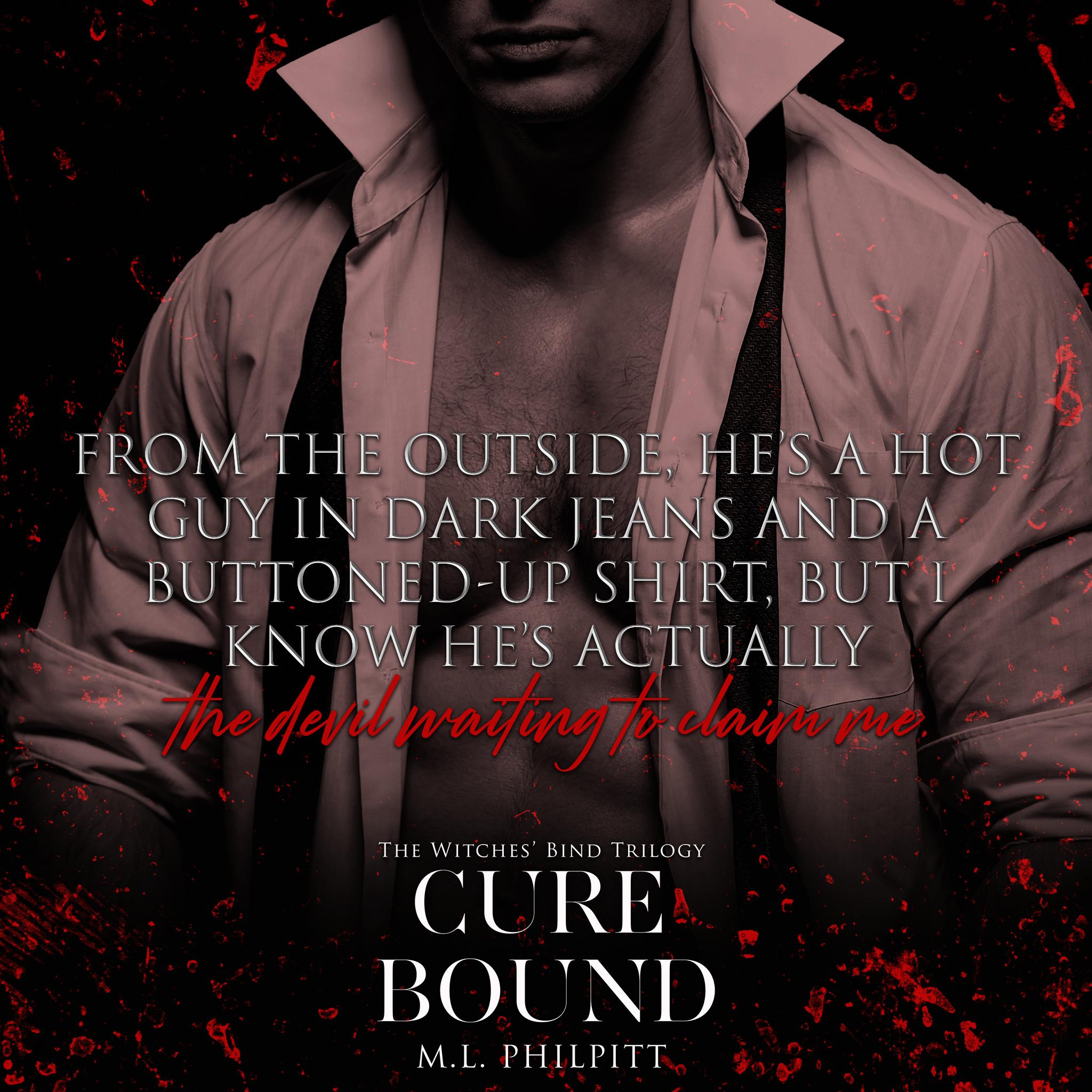 April 26 Cure Bound M.L. Philpitt (1)