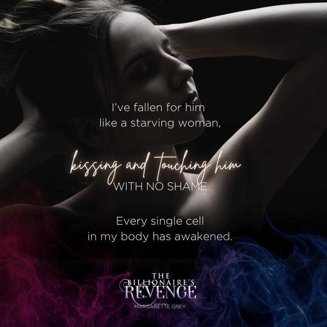 August The Billionaire's Revenge Teaser