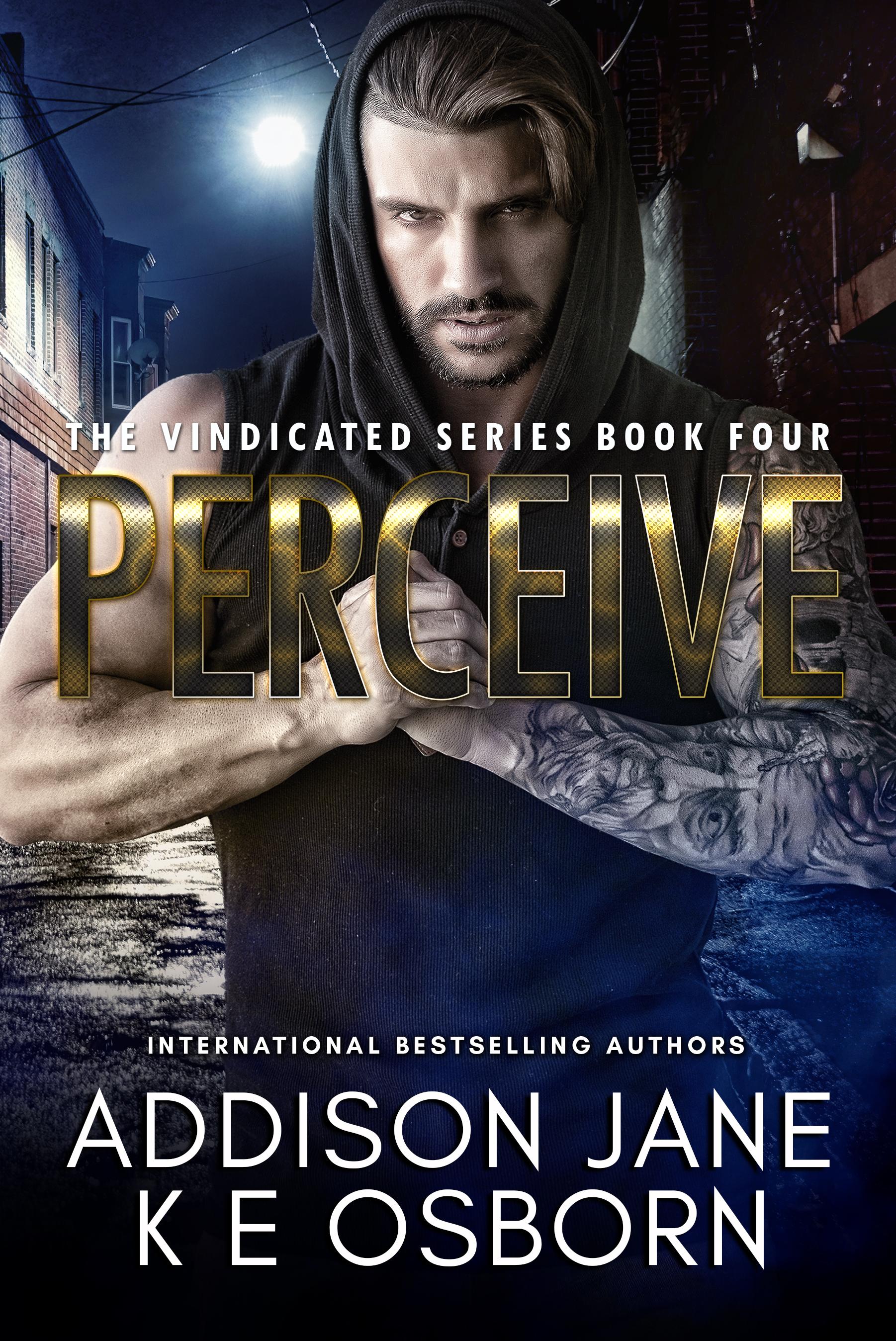BK4.2 Perceive E-Book Cover